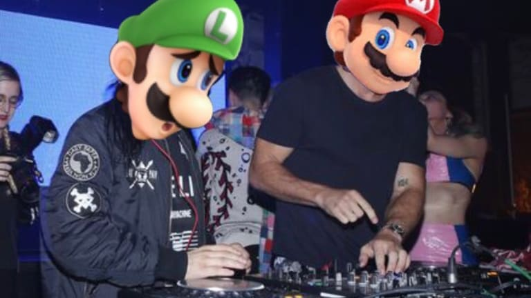 7 of Your Favorite EDM Artists as Super Smash Bros. Characters