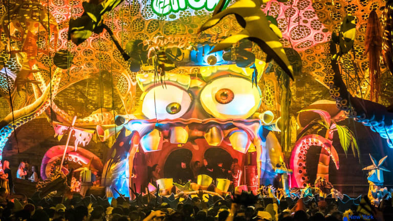 elrow Returns to NYC Next February for Its Biggest North American Show to Date