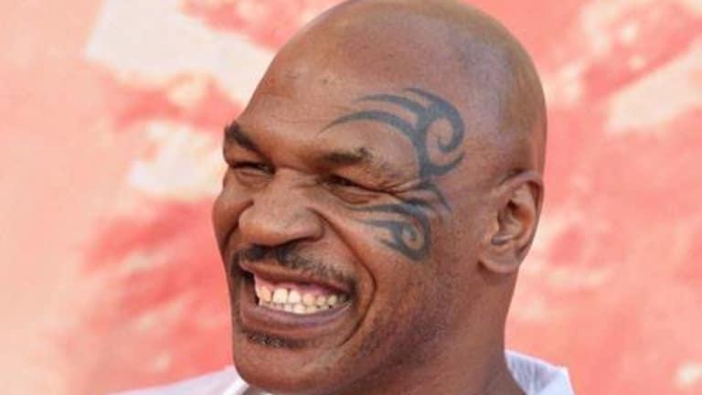 Mike Tyson to Host Marijuana-Themed Music Festival in California in 2019