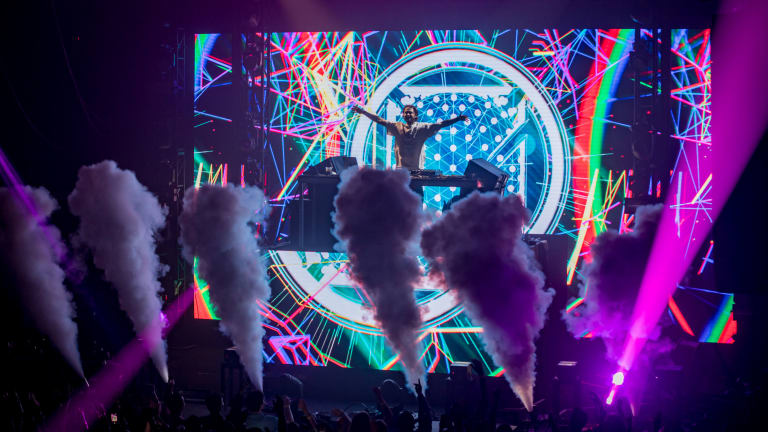Light & Life Kicked off NYE Weekend with Zedd at the Helm [Review]