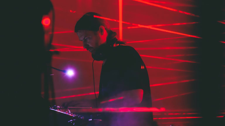 Aphex Twin Logo Appearance Drives Speculation of Coachella Billing