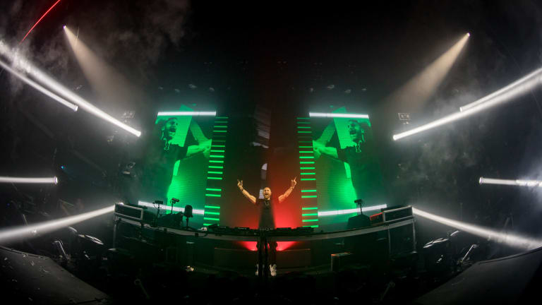 David Guetta Rented Out Famed Miami Nightclub LIV for EDC Virtual Rave-A-Thon Set