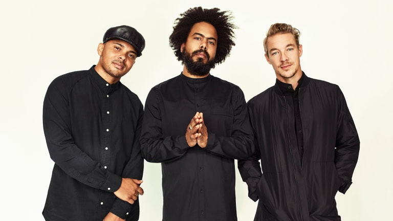 Diplo Hints at Major Lazer and J Balvin Collaboration