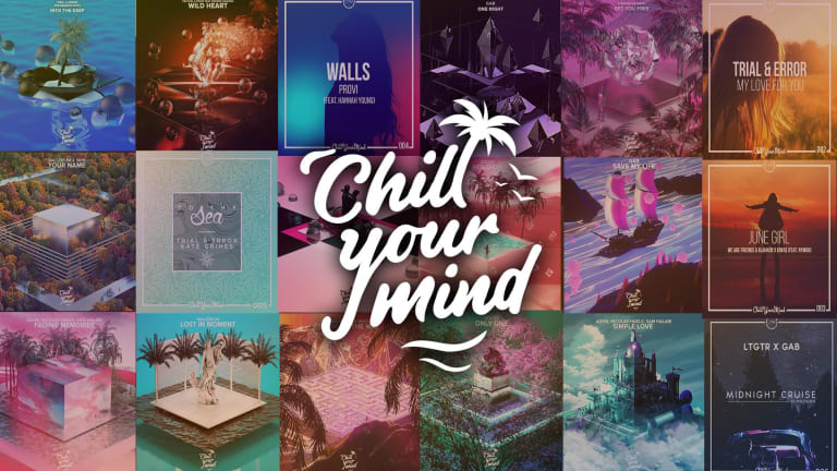 Curator Spotlight: ChillYourMind Expands as Record Label, Mix Show Host, and Innovative Music Channel