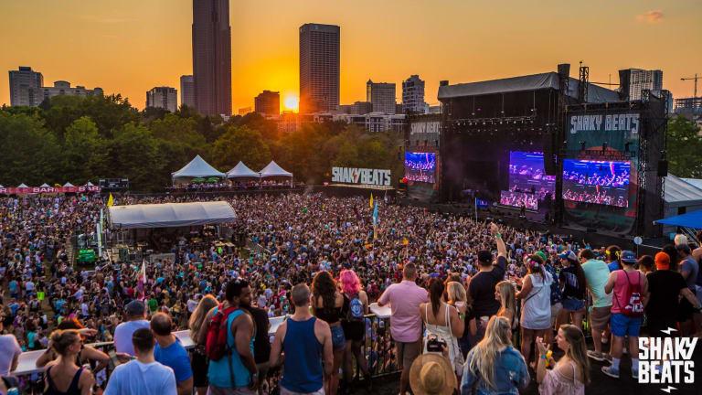 Shaky Beats Festival Will Not Return in 2020