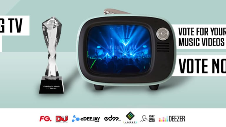 Vote for the Best Electronic Dance Music Videos in Clubbing TV's 1st Annual Clubbing TV Awards!