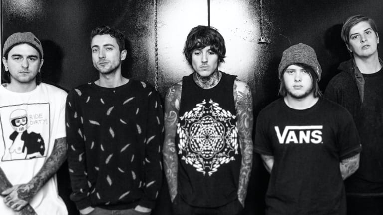 Bring Me The Horizon Releases Heavily EDM-Infused Album, amo