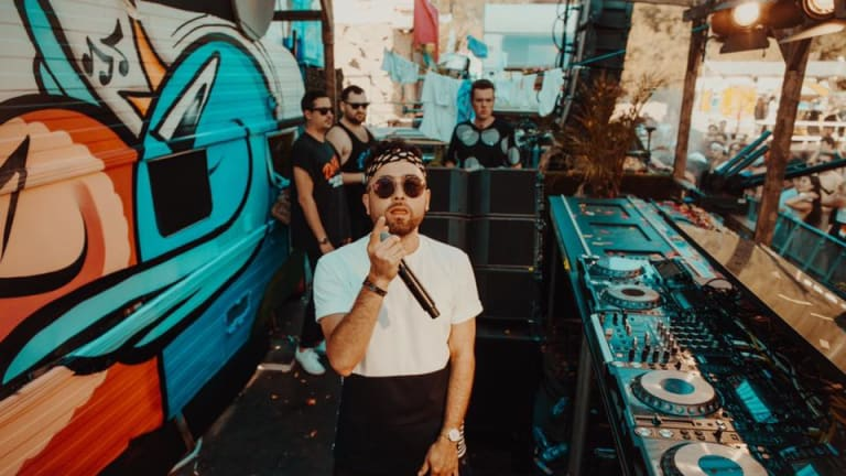 "Grandtheft Releases ""Bags"" Via Mad Decent"