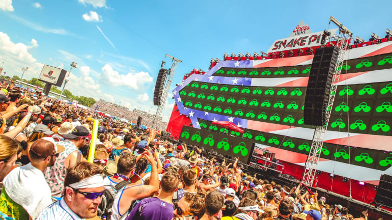 Indy 500 Snake Pit Reveals Skrillex, Alesso and Illenium as 2019 Headliners