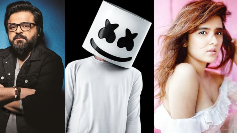 "Marshmello Teases New Track With India's Pritam & Shirley Setia, ""Biba"""