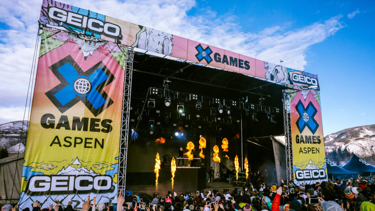 X Games Aspen 2019 - A Beautiful Clash of Music and Extreme Sports