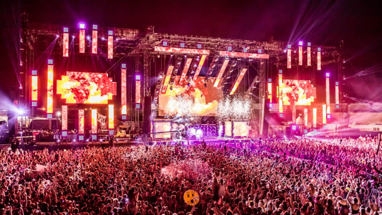 HARD Summer Announces Kid Cudi, Major Lazer, and More for 2019 Lineup