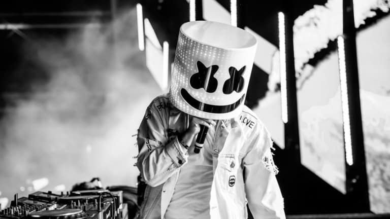 CHVRCHES Slam Marshmello for Working with Chris Brown and Tyga