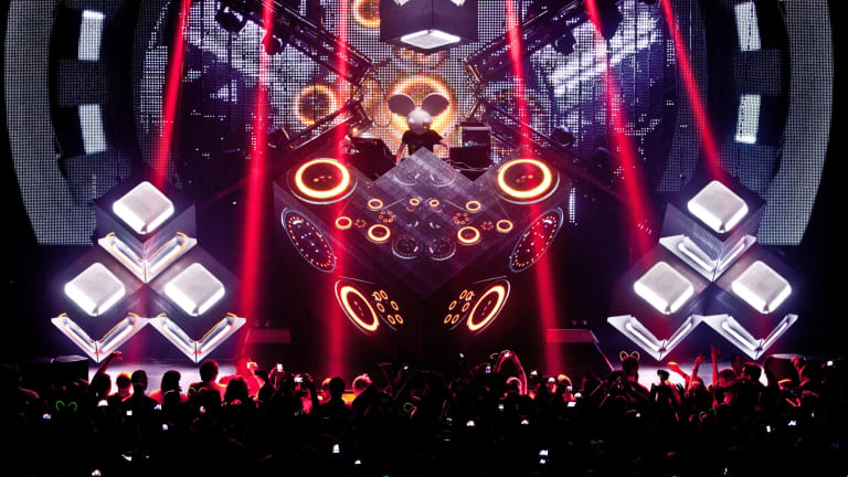 deadmau5 Teases Possible New Residency