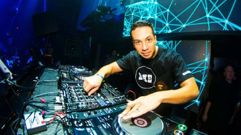 Laidback Luke Admits to Playing a Secret Tomorrowland Set In Disguise