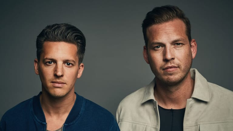 "Firebeatz and Schella Reimagine ""The Bomb!"" by The Bucketheads in ""Through My Mind"" [Premiere]"