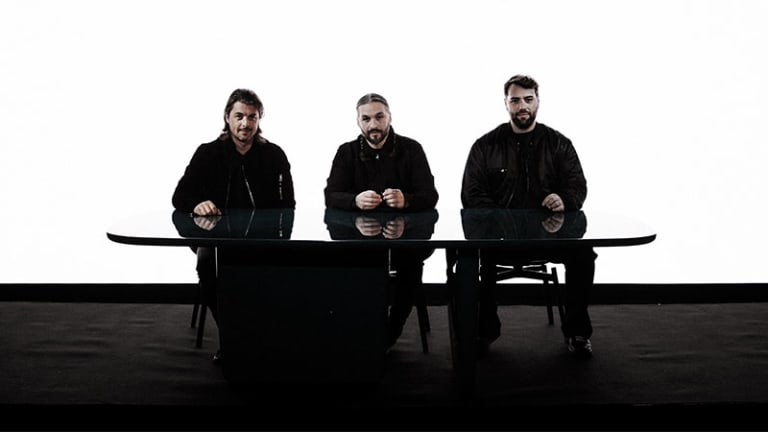 Columbia Records Welcomes Swedish House Mafia To The Roster