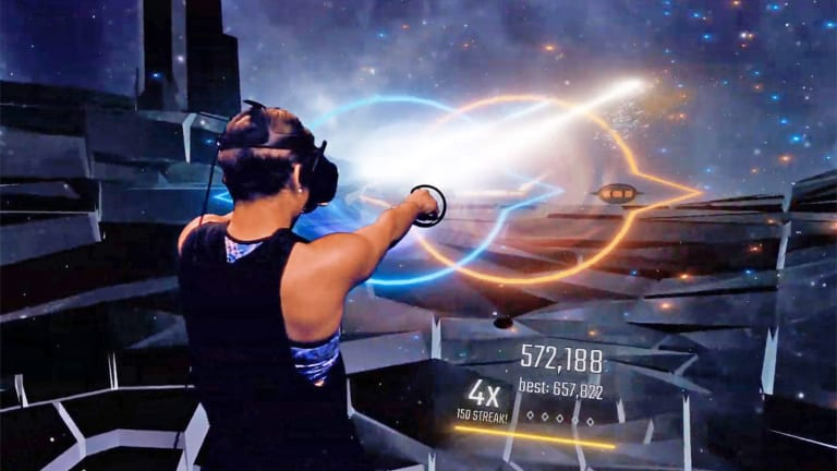Guitar Hero Developers Announce EDM-Heavy Virtual Reality Shooter Game