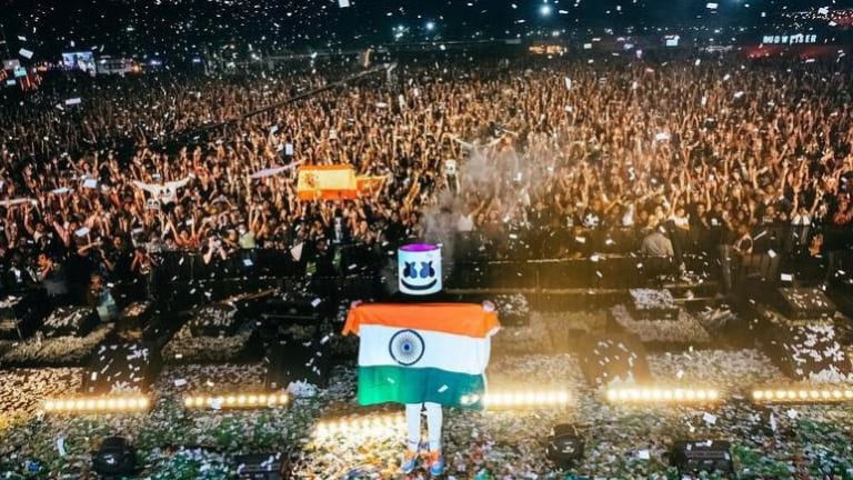 Marshmello Observes Moment of Silence for Soldiers Killed in Pulwama Attack