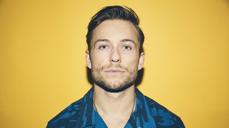 "Party Favor and graves Link up for ""Reach For Me"""