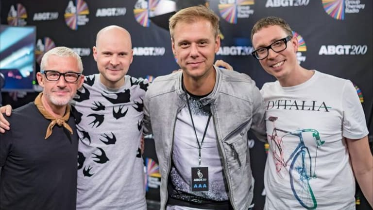 "Armin van Buuren and Above & Beyond Collab at Long Last on ""Show Me Love"""