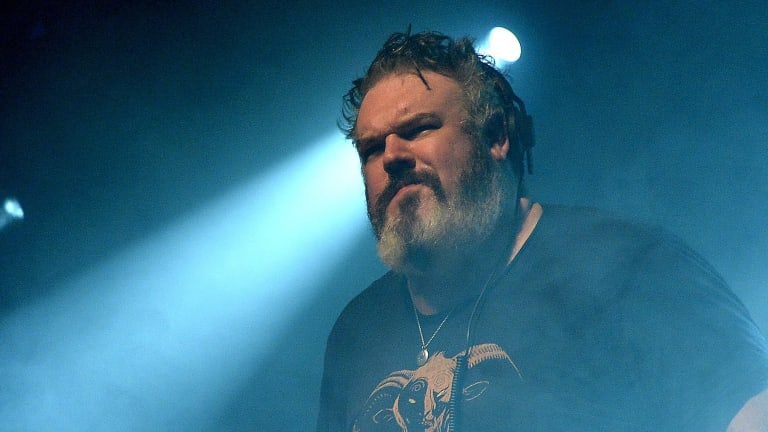 "Game of Thrones' Hodor Releases Progressive House Track ""Life Is Too Short"""