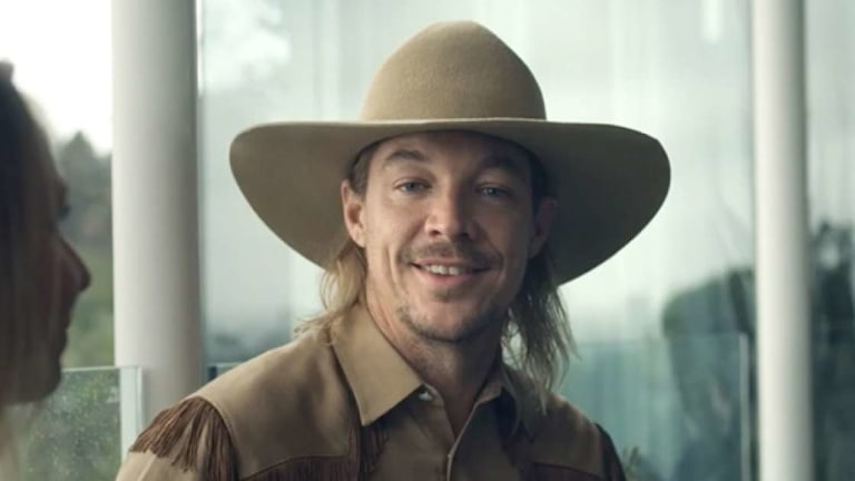 "Country Legend Diplo Teams Up with Post Malone for ""Old Town Road"" Remix"