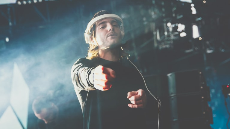 """Alesso Hits LA for """"Together Again"""" Takeover With Noizu, Deorro, More"""