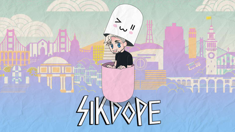 "Sikdope Releases Fiery and Frenetic New Single ""Rave"" via Musical Freedom"