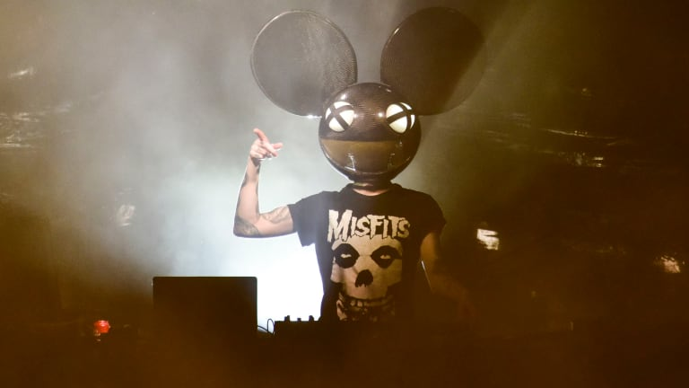 deadmau5 Announces Rehearsals for Cube 3.0 are Finished, Shares First Photo