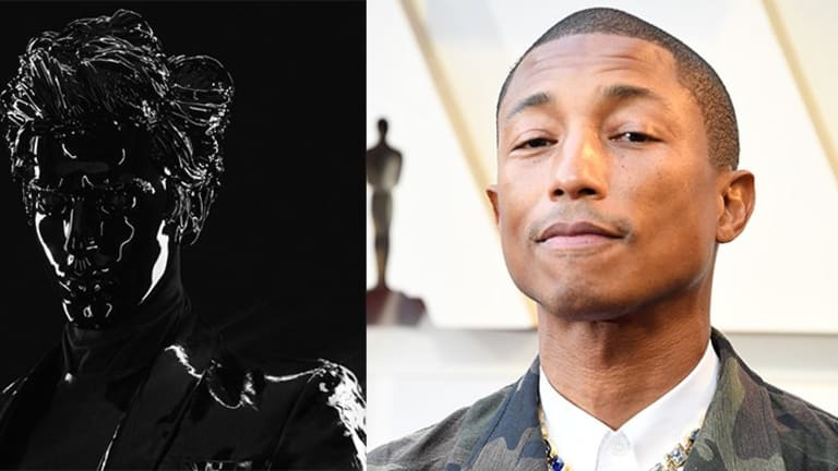 "Gesaffelstein and Pharrell Release New Track ""Blast Off"""