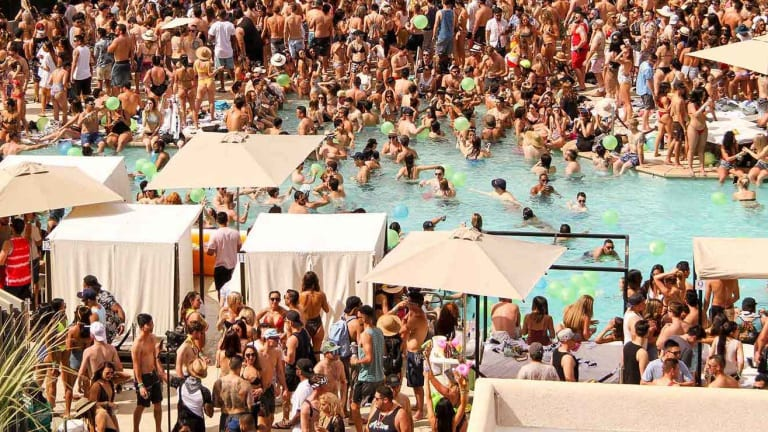 Coachella's Day Club Weekenders Parties Feature Diplo, RÜFÜS DU SOL, Jauz and More