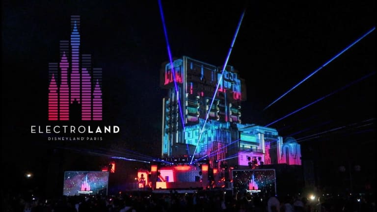 Disneyland Paris Announces Lineup for its 3rd Annual Electroland Festival