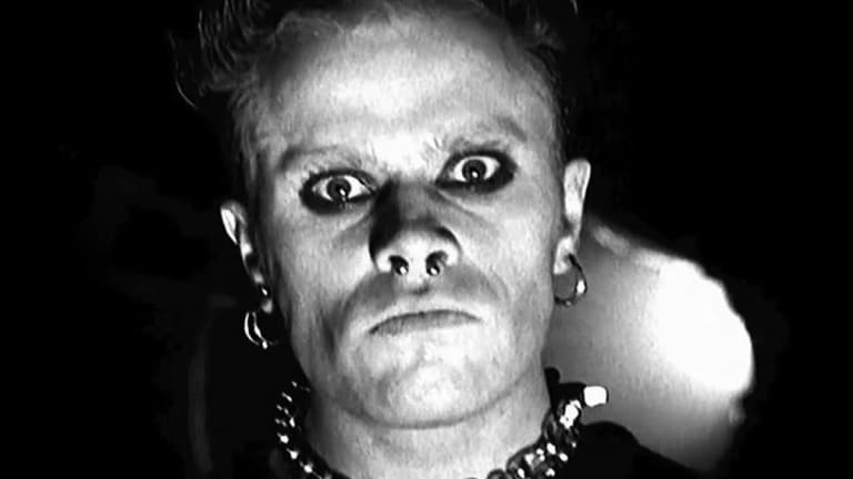 Fan Makes Charity Christmas Light Display in Honor of Keith Flint