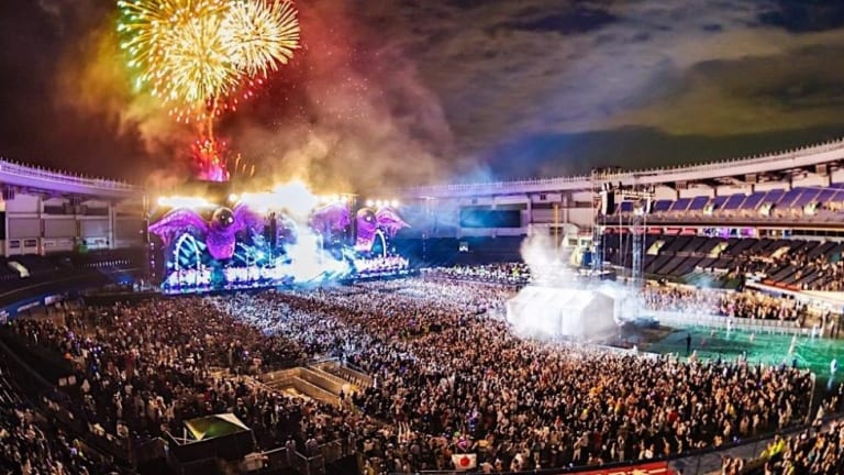 EDC Japan Announces Full Lineup for 2019 Edition