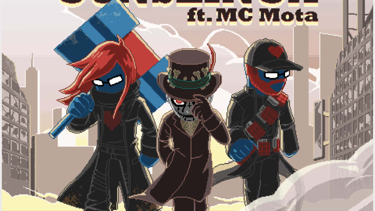 "Pegboard Nerds and MC Mota Show Off Their ""Gunslinga"" Skills via Monstercat"