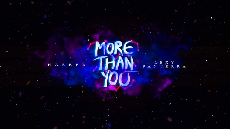 "Lexy Panterra of Twerkout Fame Joins Forces with HARBER for Tantalizing New Single ""More Than You"""