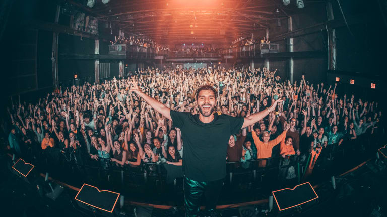 R3hab's Sold-Out Brooklyn Show Marks Epic End of North American Tour