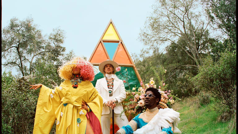 Diplo, Sia and Labrinth Announce Release Date for LSD's Debut Album