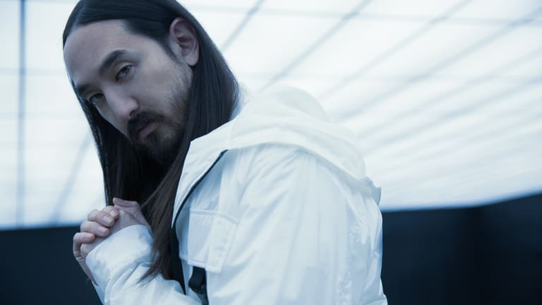 """Steve Aoki Hosts First """"Aoki Games"""" to Raise Money for Charity"""