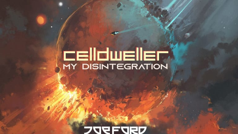 "Joe Ford Unleashes Massive Neurofunk Remix of Celldweller's ""My Disintegration"""