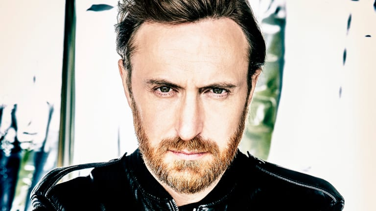 David Guetta Releases New EP Under Jack Back Alias