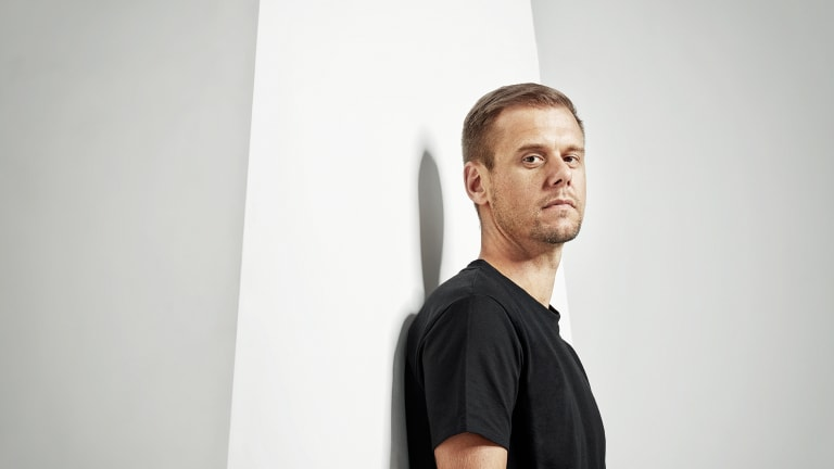 "Armin van Buuren Wants You to ""Turn It Up"" with His New Single"