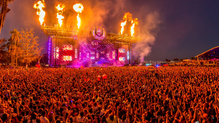 Fire Breaks Out at Ultra Music Festival 2019