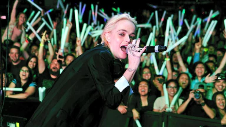 Orange Is the New Black Star Taryn Manning Releases New Single and Remix EP