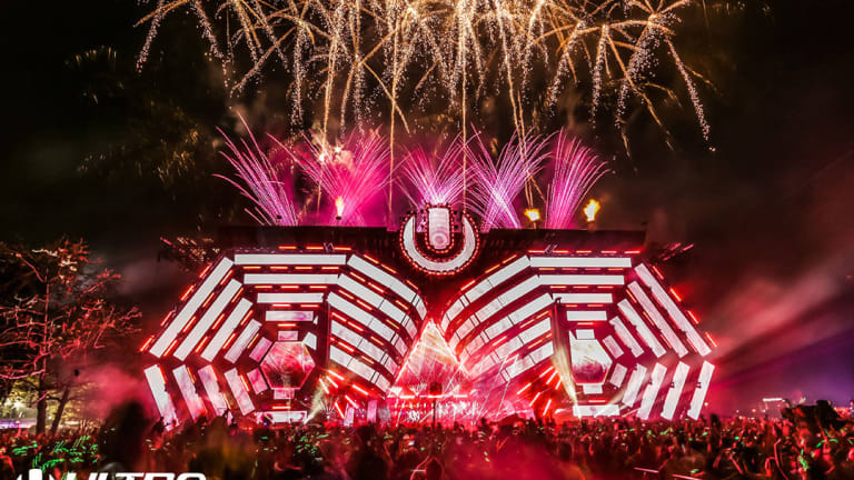 Ultra Music Festival Reveals Daily Set Times