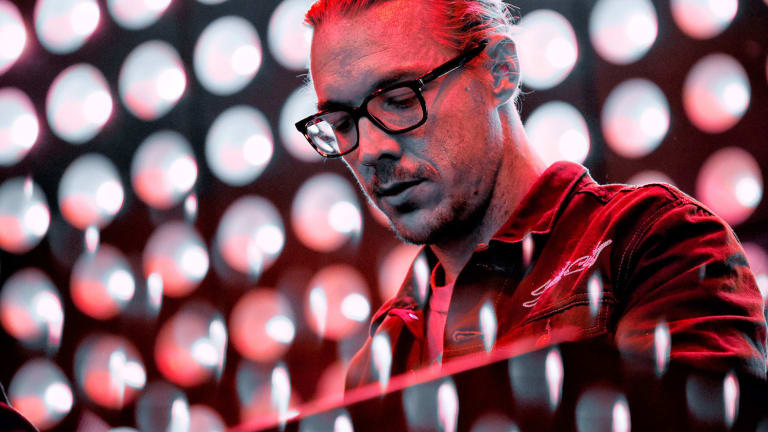 Diplo Brings Out Lil Pump at the AVN Awards in Las Vegas