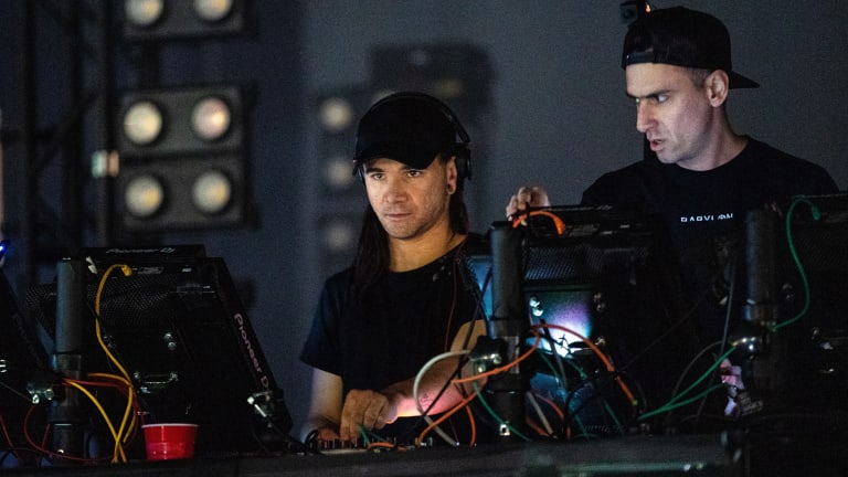 Skrillex and Boys Noize Share Dog Blood Minimix Full of Unreleased Music
