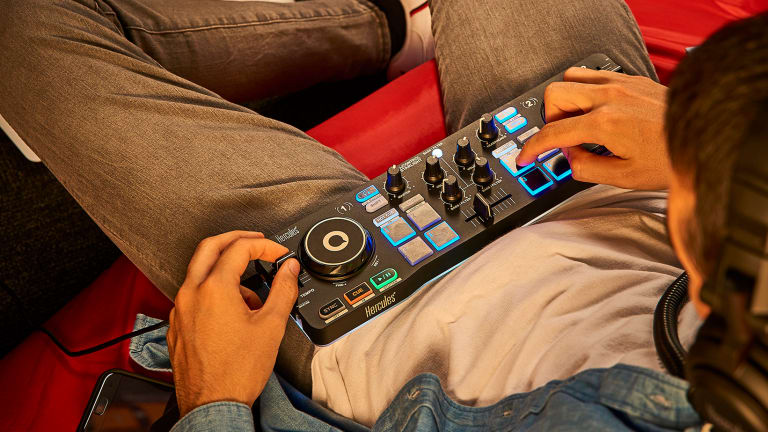 Hercules' DJControl Starlight Is An Essential Companion For Serato DJs