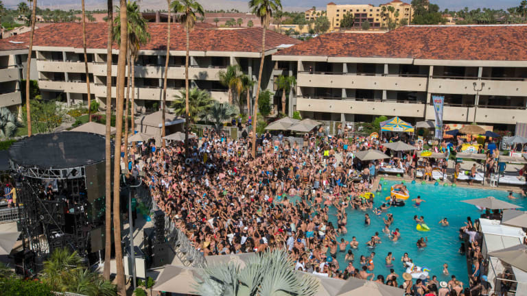 Day Club Palm Springs Reveals Full Lineup For Coachella Weekends